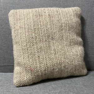 """✨3 for $20✨ 12"""" throw pillow"""